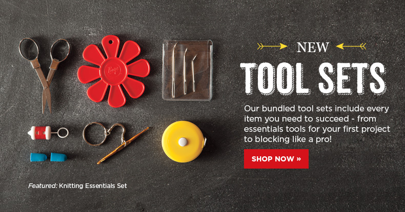 New Tool Sets