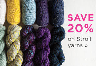 Monthly Yarn Sale - Save 20% on Stroll Yarn