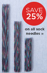 Sock Needle Sale