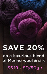 Monthly Yarn Sale - Gloss Yarn