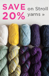 Monthly Yarn Sale - Save 20% off Stroll Yarns
