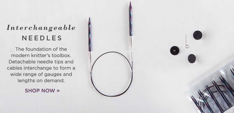 Interchangeable Needle