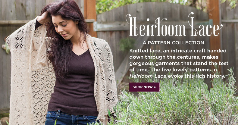 Hierloom Lace