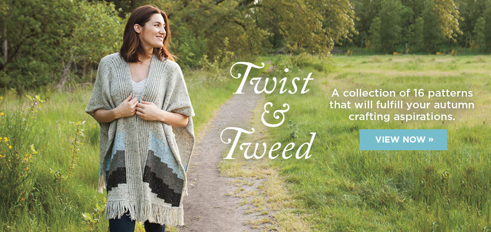 Twist & Tweed Fall Pattern Collection