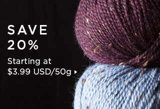 Monthly Yarn Sale - City Tweed