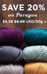 Monthly Yarn Sale - Save 20% off Paragon yarn