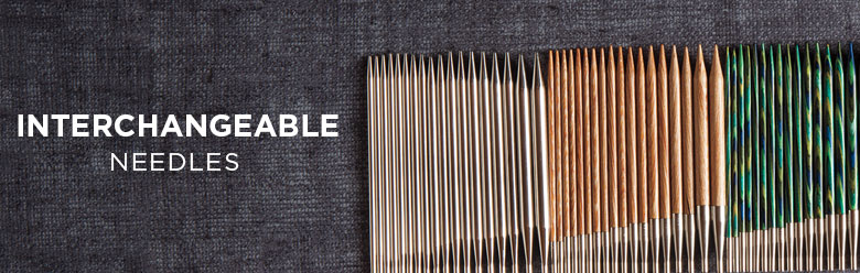 Interchangeable Circular Knitting Needles