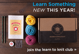 Learn-To Knit Kits