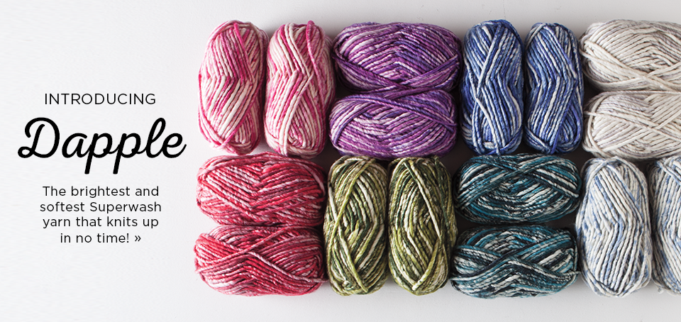 Dapple Yarn