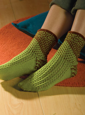 Miss Marple Sock Pattern
