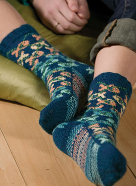 Fishgyle Socks Pattern
