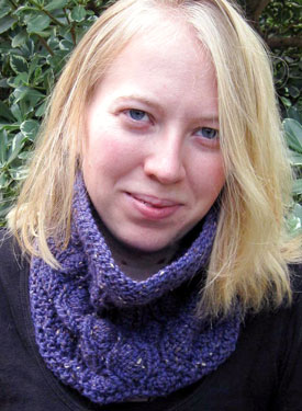 Winterbud Cowl Pattern