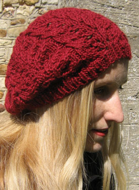Kensington Hat Pattern