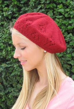 Ziggy Beret Hat Pattern