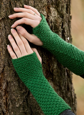 Ellipses Arm Warmers