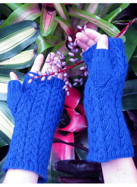 Wild Cherry Bark Mitts