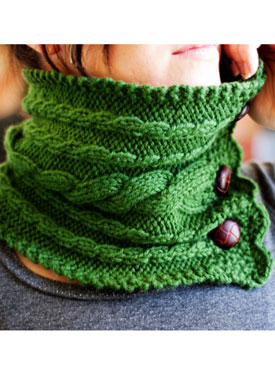 Ireland Neck Warmer