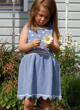 Summer Daisies Dress
