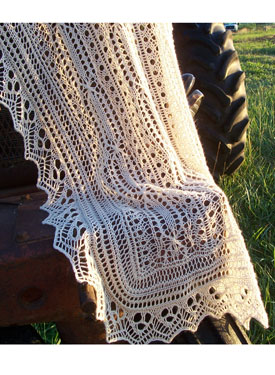 Harvest Shawl
