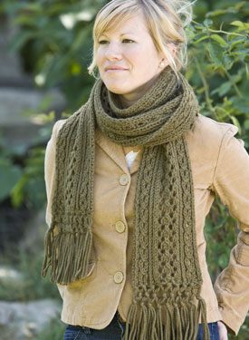 Vineyard Scarf