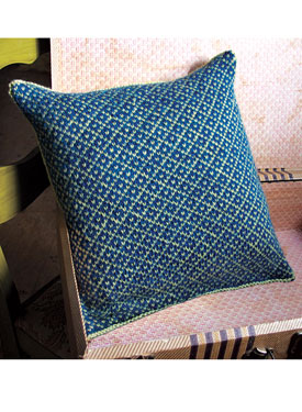 Fair Isle Pillow