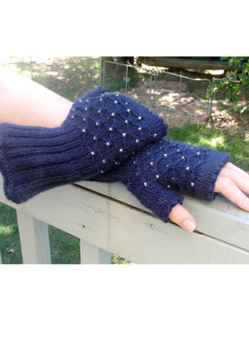 Jaime Fingerless Mitts