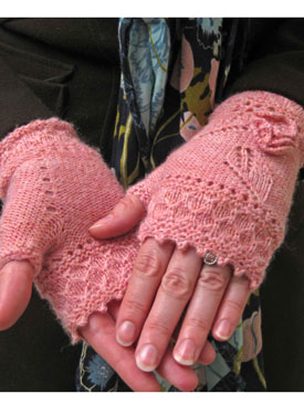 Miss Myrtle Fingerless Mitts