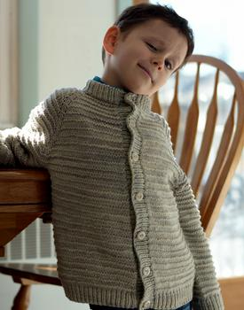 Alvin Child Sweater