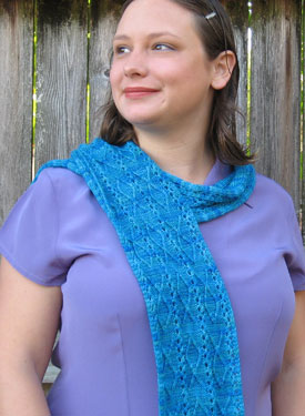 Upstream Scarf