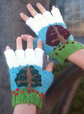 Seasons Gloves