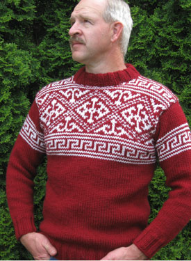 Men's Nordic Sweater