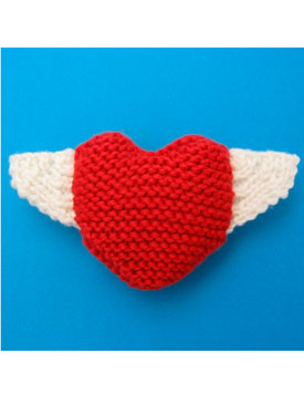 Wings of Love Heart