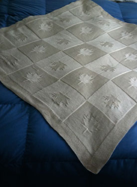 Maple Blanket