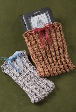E-Reader Cozy Pattern