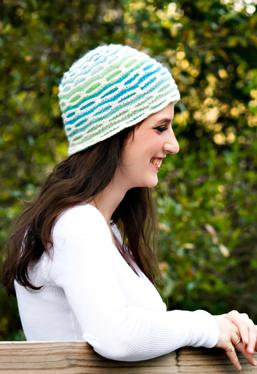 Mosaic Ring Hat