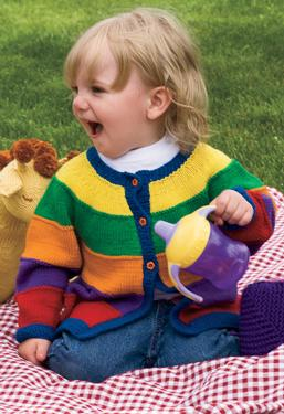 Playtime Colors Sweater