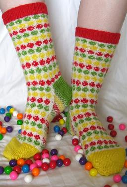Candy Shop Socks