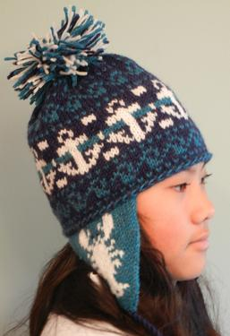 Anchors Aweigh Hat Pattern