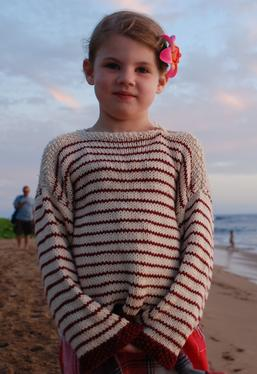 Deckhand Child Sweater