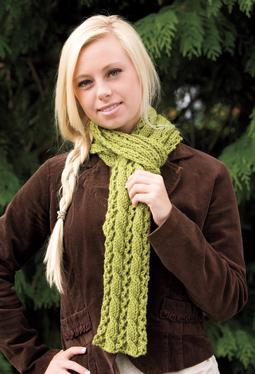 Lacey Vine Scarf