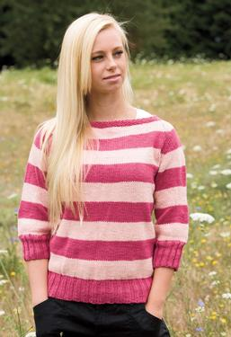 Seamless boatneck Sweater