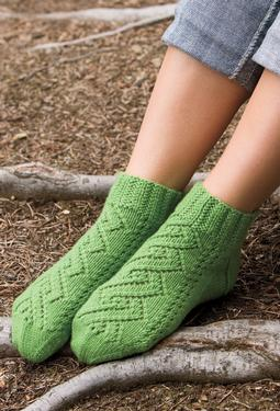 Walk in the Garden Socks