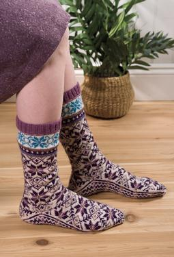 Apirka Socks Pattern