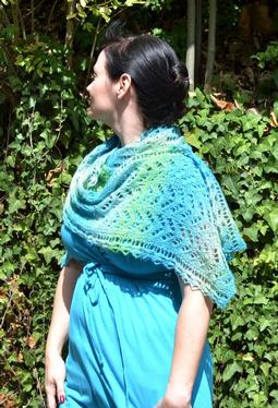 Brook Shawl