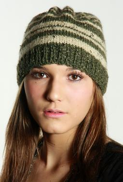 Bella Striped Hat