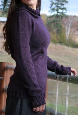 Cowl Collar Sweater