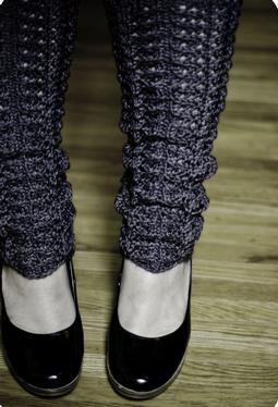 Silk Road Legwarmers