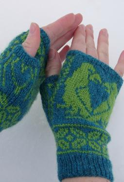 Popinjays Mitts