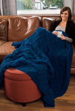 Diamonds Blanket