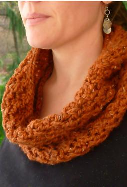Crochet Traveling Loop